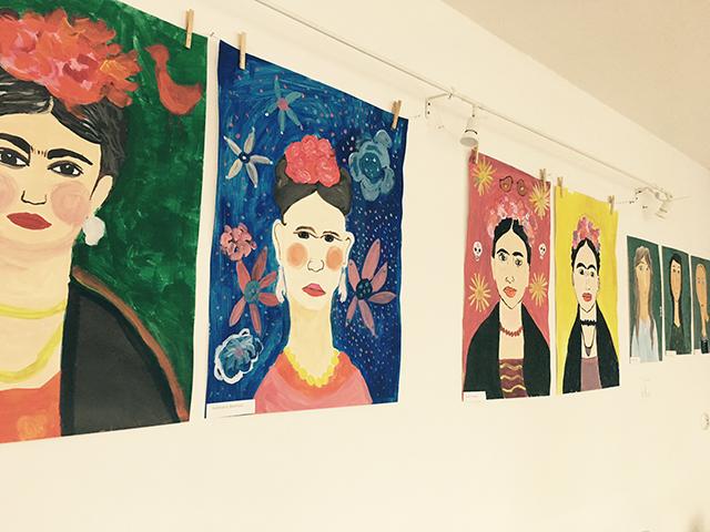 kurs rysunku lekcje rysunku nauka rysunku malarstwa zajęcia plastyczne artystyczne dla dzieci szkoła rysunku pracownia otwarta Wrocław asp egzaminy wystawa znasz ich cafe-bistro