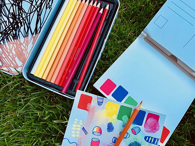 kurs rysunku malarstwa ilustracji Wrocław pracownia otwarta szkoła rysunku zajęcia plastyczne artystyczne kreatywne dla dzieci młodzieży hobby nauka szkicownik